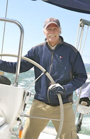 Skipper Rick Niles